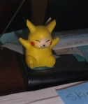 Kim's Pikachu