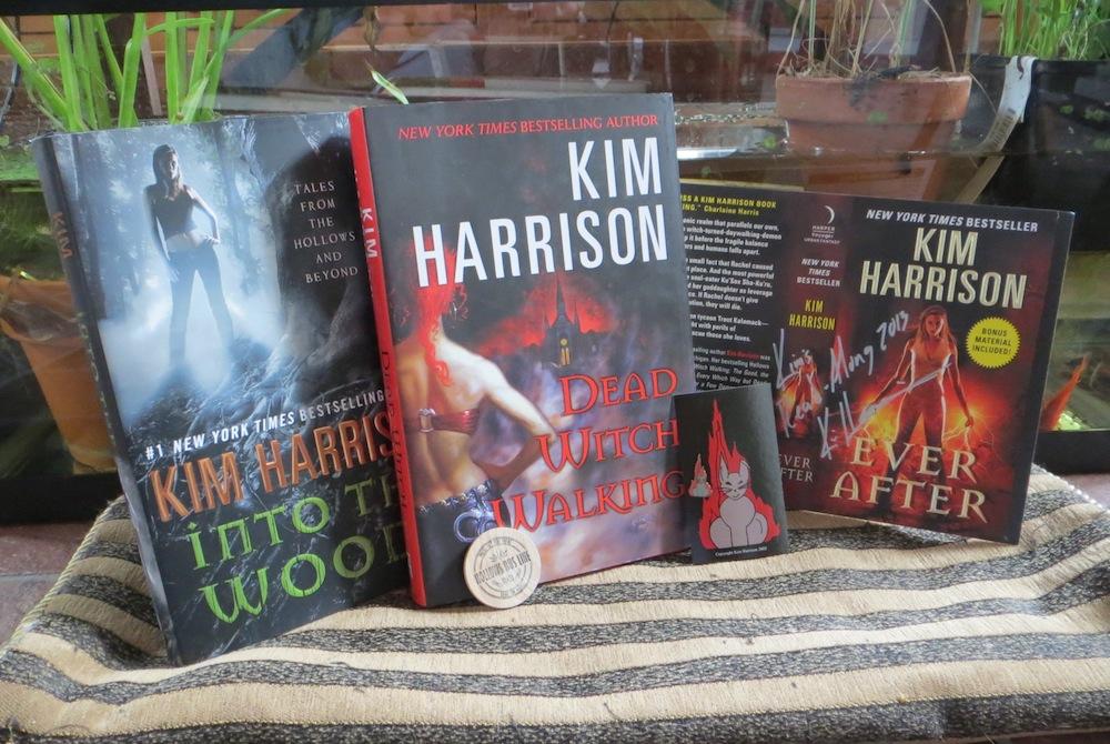 Dead Witch Walking Prize Pack Kim Harrison